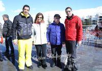 منتجع زعرور يقدم فرصة التزلج لذوي الاحتياجات الخاصة وألان صوايا يعلق: قلدونا؟!؟