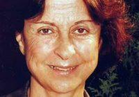 وفاة الصحافية والأدبية مي منسى