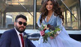 زواج مراسلة قناة الجديد  بطريقة غريبة وزوجها يشرح عن السبب