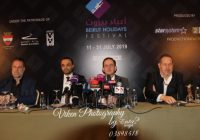 الجمهور على موعد مع مهرجان أعياد بيروت محاطا بكل وسائل الراحة