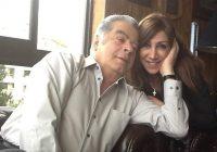 وفاة زوج الاعلامية ميراي مزرعاني حصري