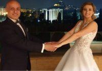 زواج الاعلامي جورج صليبي