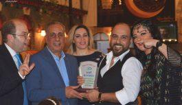 المخرج العربي فادي غازي:  اهدي تكريمي لكل اطفال العالم العربي