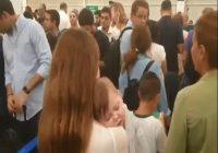 امن المطار يصدر بيان حول ما نشرته الفنانة نانسي عجرم