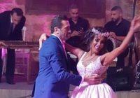 عدنان او الممثل سعد حمدان يودع العزوبية ويتزوج