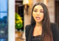 الممثلة والاعلامية ساشا دحدوح تحكي عن ازمة ثقة عند المرأة مع باخوس عبدو