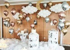 صغيرة نانسي عجرم تحتفل بعيد ميلادها الاول