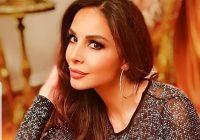 الموت يفجع ملكة جمال لبنان السابقة جويل بحلق