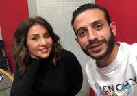 الاعلامية رابعة الزيات تشرح  لرالف معتوق عن موقفها من الثورة
