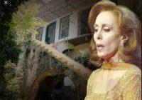 بالصور | من ينقذ منزل السيدة فيروز من الإنهيار؟ جدرانه تتداعى وأصبح مكبّاً للنفايات!؟