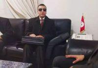 اول وزير تونسي كفيف