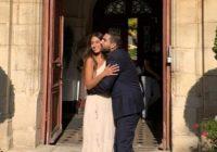 هبة طوجي تتزوج من ابراهيم معلوف مدنياً واليوم سيتزوجان كنسياً