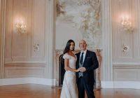 بالصور| زواج جهاد غابريال المر وجيسيكا وردة في فيينا