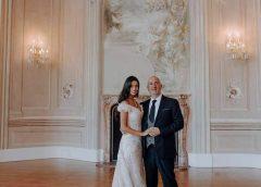 بالصور  زواج جهاد غابريال المر وجيسيكا وردة في فيينا