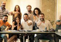 سعيد الماروك، زياد برجي، جيسي عبدو ومجموعة من الممثلين…ولا غلطة !!؟