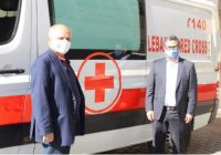 Citi Foundation donates US$ 200,000 to the Lebanese Red Cross