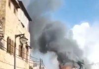 احتراق منزل في طرابلس ومعلومات عن وجود جتتين