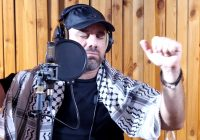 فلسطيني يغني لبيروت ويبكي الملايين